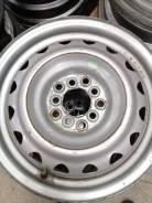 Диск колеса R15 5-100/5-114.3 6J ЦО 68 универсальный 1шт