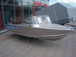 Wyatboat WB-460PRO. 2018 год, длина 4,60м., двигатель подвесной, 50,00л.с., бензин