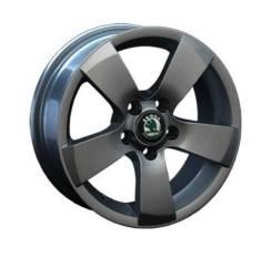 Диск колесный 14x6 5x100 ET43 d.57,1 Replay SK6 GM