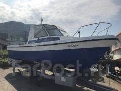 Катер корпус Ямаха F24 Yamaha Fisher 24 из Японии