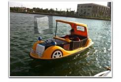 Катамаран электро, лодка прогулочная. Отправка по РФ