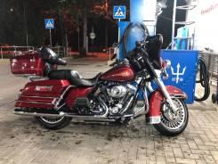 Harley-Davidson Electra Glide Classic, 2010