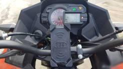 Kawasaki Versys 1000, 2013