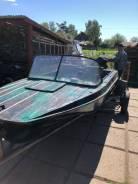 Продам моторную лодку Казанка 5М2.