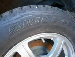 Bridgestone Blizzak. всесезонные, 2008 год, б/у, износ 10%