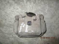 Суппорт тормозной. Nissan Tiida, C11, C11X, SC11X HR16DE, K9K, MR18DE