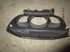 Накладка декоративная на панель приборов Nissan Tiida (C11) 2007>(6824