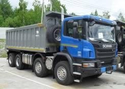 Scania P400CB 8x4 EHZ, 2018
