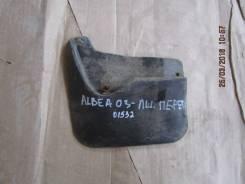 Брызговик передний левый Fiat Albea 03-
