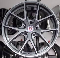 Новые диски R17 5/114,3 HRE