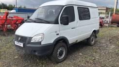 ГАЗ-27527Грузовой фургон цельнометаллический (7 мест)), 2018