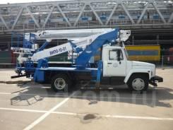 Автогидроподъемник ВИПО-18-01 на шасси ГАЗ-33098 (4х2), 2019