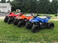 Armada ATV 110, 2018