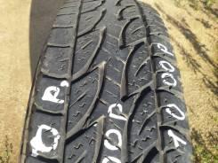 Bridgestone Dueler A/T 694. грязь at, 2007 год, б/у, износ 40%