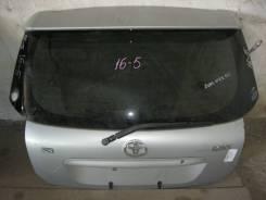 Дверь багажника Toyota Allex Runx Corolla NZE121, NZE124, ZZE122