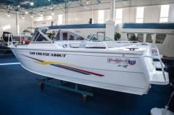 Продам моторную лодку Quintrex 510 Cruiaseabout light