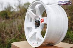 NEW! Комплект дисков Volk Racing TE37 SL R15 7j ET30 4*100 (1D156)