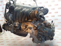 Двигатель в сборе! ДВС H. K20A пробег 110 т. км RF3