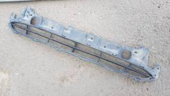 Hyundai Santa fe 2009-2012 решетка в бампер