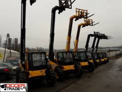 JCB Loadall 520-40, 2012