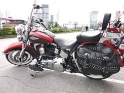 Harley-Davidson Heritage Softail Classic FLSTC, 2013
