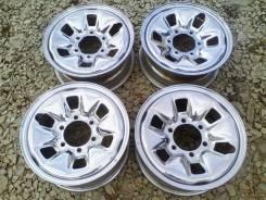 Диски колесные R15 6-139,7 хром оригинал