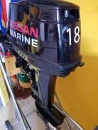 Лодка ПВХ Касатка 365 + Nissan Marin 18e21