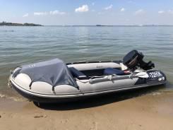 Моторная лодка Aquasparks 400 c мотором Mercury 30M