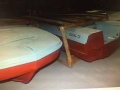Лодка новая Обь-3