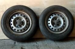 """Bridgestone Nextry Ecopia 155/80R13 + Штамповка Toyota. x13"""" 4x100.00"""
