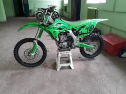 Kawasaki KX, 2015