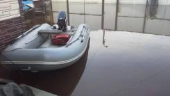 Продам лодку ПВХ РИБ 320