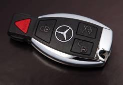 Ключ зажигания, смарт-ключ. Mercedes-Benz: S-Class, G-Class, M-Class, B-Class, R-Class, CL-Class, E-Class, SL-Class, A-Class, CLK-Class, Vito, Viano...