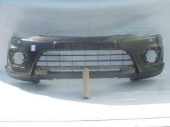 Бампер. Mitsubishi Pajero Sport, KH0, KH4W, KH6W Двигатели: 4D56, 6B31