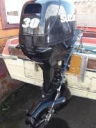 Продам лодку Крым с мотором Suzuki 30 водомет