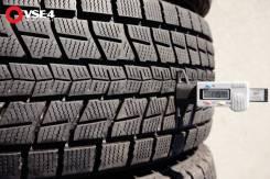 Жирнючий комплект ЗИМА Dunlop Wintermaxx SJ8, из Японии, Б/П по РФ, 235/55R18