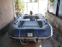 Лодка надувная Grouper-400