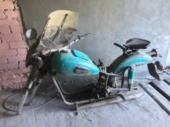 """Продам на запчасти мотоцикл """"Урал"""""""