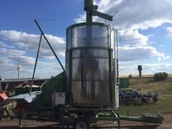 Мобильная зерносушилка Agrimec AS 1000