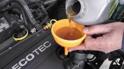Замена масла и масляного фильтра Двигателя 400 руб