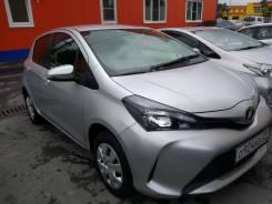 Аренда с выкупом Toyota Vitz 2014 г. 1200 руб/сутки