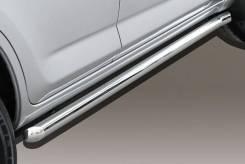 Защита порогов Toyota Land Cruiser 200 ( Трубы под пороги)
