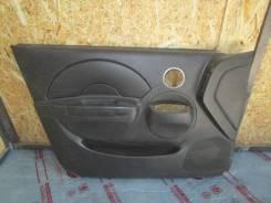 Обшивка двери передней левой Chevrolet Aveo (T200) 03-08 после 05 5 дв