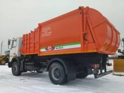 МК-3552-03 Мусоровоз c боковой загрузкой РАРЗ, 2019