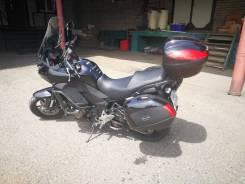 Kawasaki Versys 1000. 1 048куб. см., исправен, птс, с пробегом
