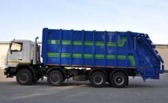 МК-3448-01 мусоровоз 30 м3, 2018