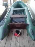 Лодка тайга 320