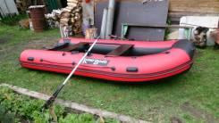 Надувная моторная лодка River Boats 370