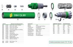 Пневмоударник (ППУ, DTH Hammer) COP QL QM DHD RH