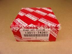 Поршневые кольца 3SFE STD Toyota 13011-74361